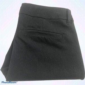 Old Navy Pixie Pants Dark Gray Cotton Poly Spandex